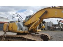 Kobelco 215B Crawler Excavator