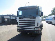 2001 Scania 124 420 (MANUEL GEA