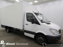 2009 Mercedes Benz Sprinter 515