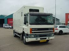 1994 DAF 65 180 ATI Closed box
