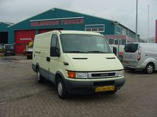 2000 Iveco 29L11 TURBO DAILY Pa