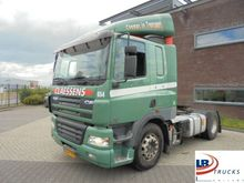 2001 DAF 85 CF 380 MANUAL GEAR