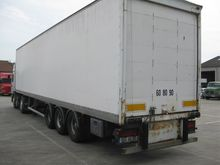 1999 LeciTrailer Closed box