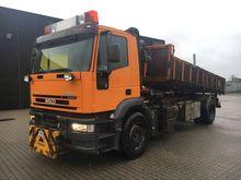 2001 Iveco 190E27 Truck Crane