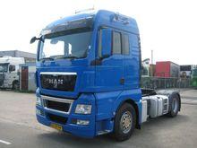 2011 MAN 18.480 4X2 BLS Tractor