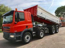 2011 DAF CF 85 510 8x4 Tipper