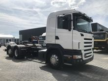 2005 Scania R420 6X2 ADR CHASSI