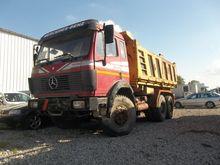 1989 Mercedes Benz 2635 - 6x4 T