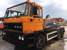 1999 DAF 2800 Chassis cabin