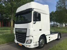 2015 DAF XF 460 SSC 2015 Tracto