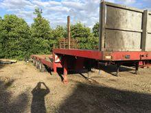 Nooteboom Low loader