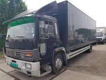 1990 Volvo FL6 14 Box with load
