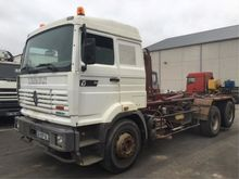 1997 Renault G340 Chassis cabin