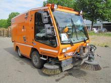 Tennant A80 Sweeping machine