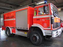 Renault GR191 Fire truck