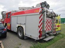 Volvo FL7 Fire truck