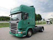 2015 Scania R450LA4X2MEB Lowlin
