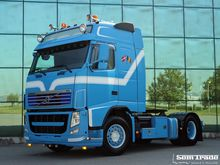 2013 Volvo FH540 MANUAL RETARDE