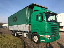 2007 Scania R 480 Full Steel 10