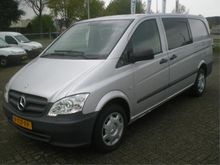 2012 Mercedes Benz Vito Twin ca