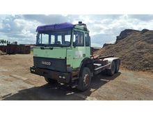1991 Iveco 330.36 Chassis cabin
