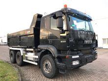 2009 Iveco Trakker 26T50 6x4 eu