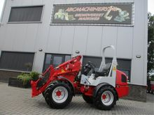 2006 Weidemann 1350 Wheel loade