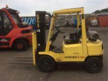 2001 Hyster H2 50 XM Forklift