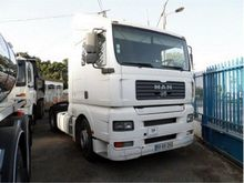 2001 MAN TGA 18.412 Trucks