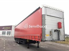 2016 Schmitz Cargobull Curtains
