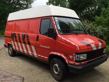 Peugeot J5 Fire truck