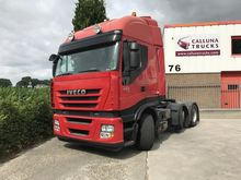 2012 Iveco Stralis AS440S450 Tr
