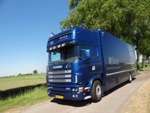 2002 Scania 71115 Frigo/Isolate