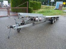 2003 Hapert H Tandem axle brake