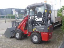 2015 WEIDEMAN MINISHOVEL 1140 M