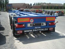 Pacton Container transport