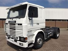 1986 Scania 142 Tractor unit