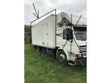 1989 Scania laadbak / Caisse fr