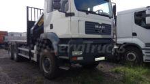 2005 MAN CAMION CON GRUA Truck