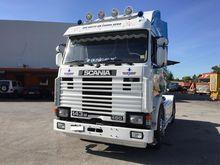 1991 Scania 143 450 Tractor uni