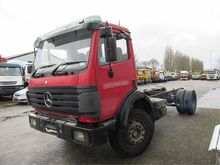 1998 Mercedes Benz TRUCK Chassi
