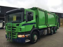 2009 Scania P230 6X2 Garbage tr