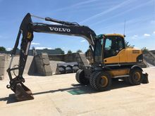 2009 Volvo EW160C Construction