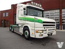 2005 Scania T124-420 6x2 Torped