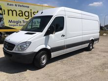 2011 Mercedes Benz SPRINTER 319