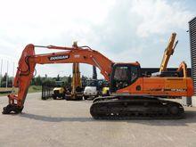 2012 Doosan DX340LC Crawler Exc