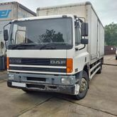 2000 DAF CF65 240 18 Ton Manual