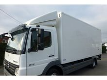 2009 Mercedes Benz Atego 816 Cl