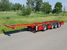 1996 Contar Combi Chassis ADR C