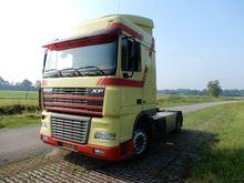2006 DAF XF 95-380 Tractor unit